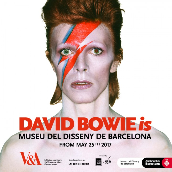 'DAVID BOWIE IS' EXHIBITION