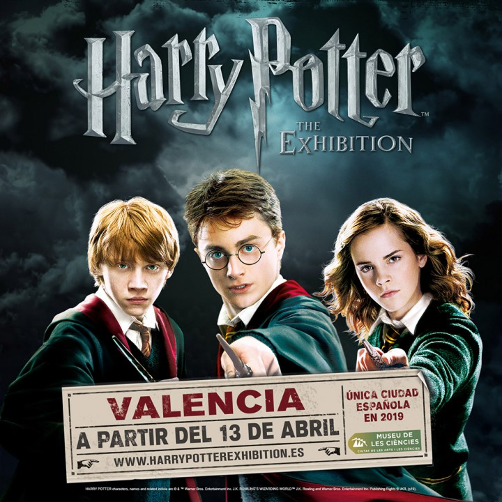 Harry Potter: The Exhibition Valencia