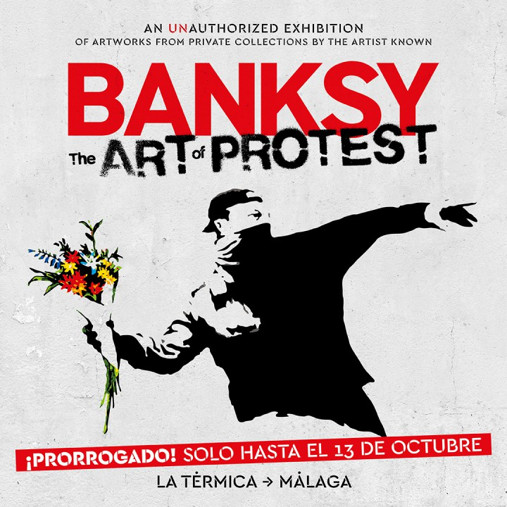 Banksy: The Art of Protest
