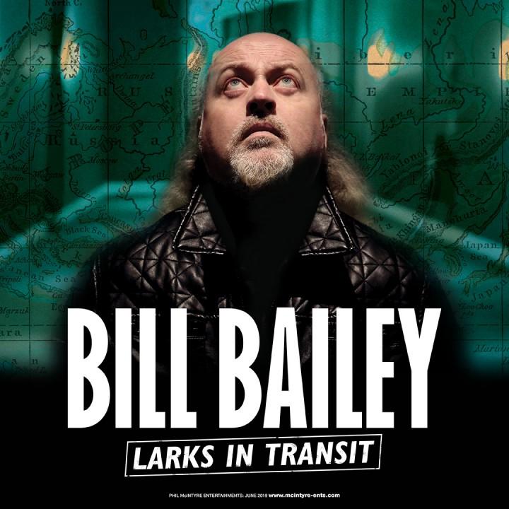 Bill Bailey – Larks in Transit