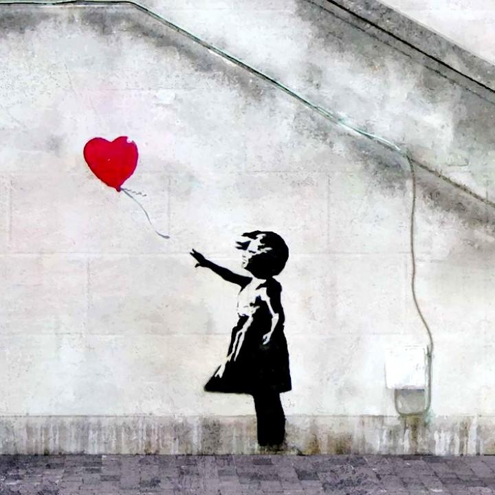 Banksy llega al Circulo de bellas Artes de Madrid
